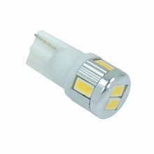 PA High Brightness Factory Price Auto light/T10 led interior auto light 12V/24V 5630 6SMD LED