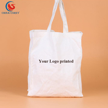 cheap recycle cotton canvas shopping grocery tote bags for wholesale