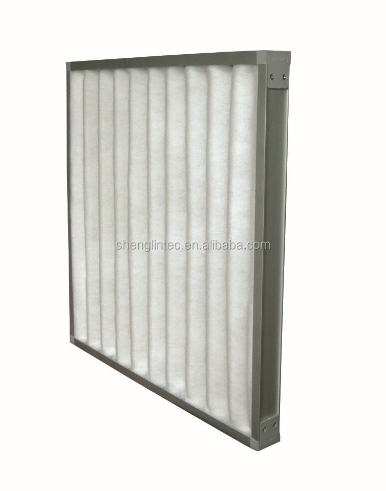 2015 New industrial air conditioner Primary-efficiency panel filter