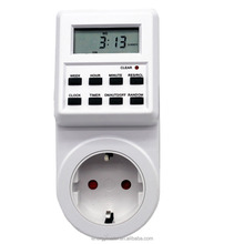 High quality accurate European standards plug timer