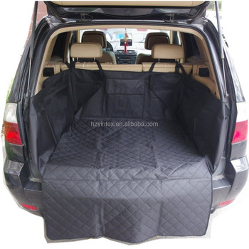 Dog Pet Car Cargo Liner Seat Cover for SUV Cars Truck Waterproof Washable