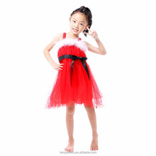 2017 chiffon maxi dresses red strap dresses kids wedding dress 2016