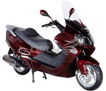 EEC Approved 150cc Gas Motor Scooter WZMS1501 EEC/EPA