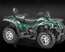 2017 high quality cheap price 4x4 500cc atv