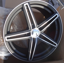 Car alloy wheel with pcd 98,108,100,112,114.3,120,139.7