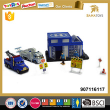 City set police car toy for children