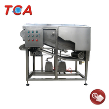 Industrial Continuous cooking frying oil filter machine
