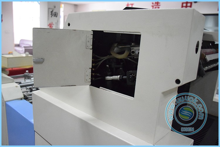 High speed spot inventory auto single color offset printing machine