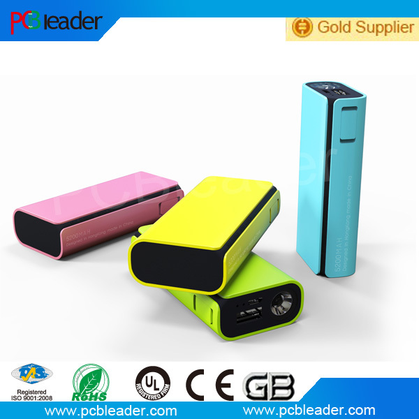 PB-Q3 universal ABS shell external power bank portable battery charger