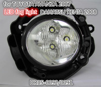 LED fog light for TOYOTA AVANZA 2007 DAHATSU XENIA 2008 spare parts