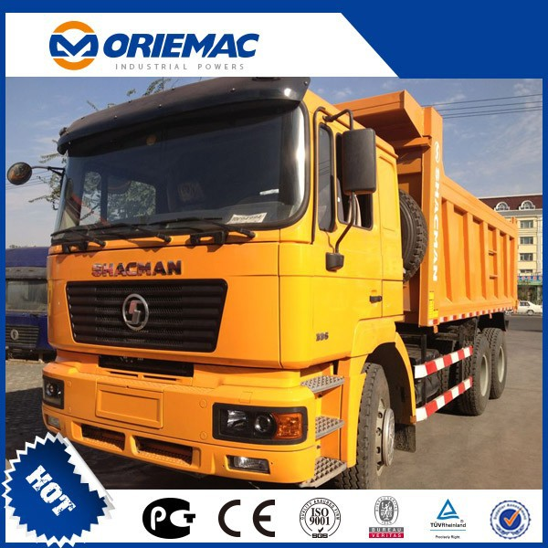Brand new Shacman dump truck for sale/tipper truck