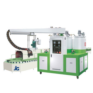 Double Color and Double Density shoe sole making machine