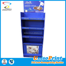 Custom print chocolate supermarket stand display for advertising and promotion