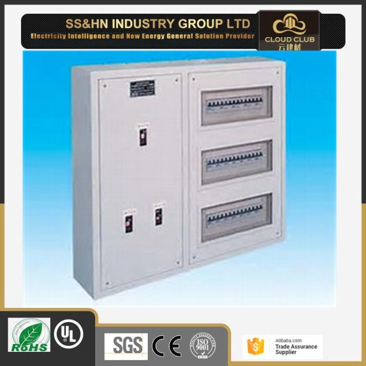 PVC/Metal/Plastic low profile fuse/cable electrical junction box