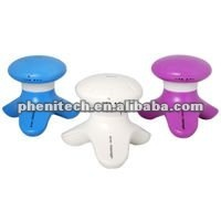 digital mini therapy massager, USB powered massager machines