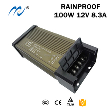 ip65 100w 12v Rainproof LED drives Switching Power Supply