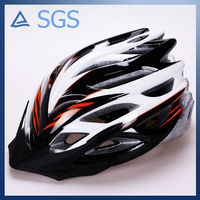 bicycle motocross PC in-mold high impact bicycle helmet BBHW00022