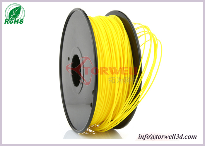 3D printer filament 1.75mm ABS filament in different color,0.5kg,1kg,2kg/spool