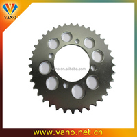 Motorbike, Scooter or Moped 45 # Steel High Precision AX100 Front 38 motorcycle chain sprocket