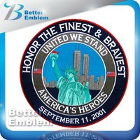 New York Statue Of Liberty Embroidery patch