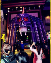 halloween theme party decor inflatable