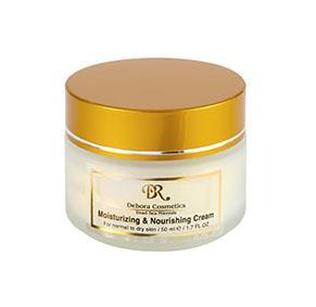 Moisturizing  and Nourishing Cream with Macadamia Oil and Dead Sea minerals
