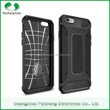 Fashion design high quality Carbon fiber pattern durable diy made custom silicone mobile phone case for Apple iphone 6s / 6