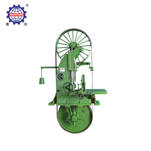 High Speed Vertical Wood Band Sawmill Lumber Cutting Band Saw