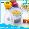 Professional design collapsible silicone contain freezer for food