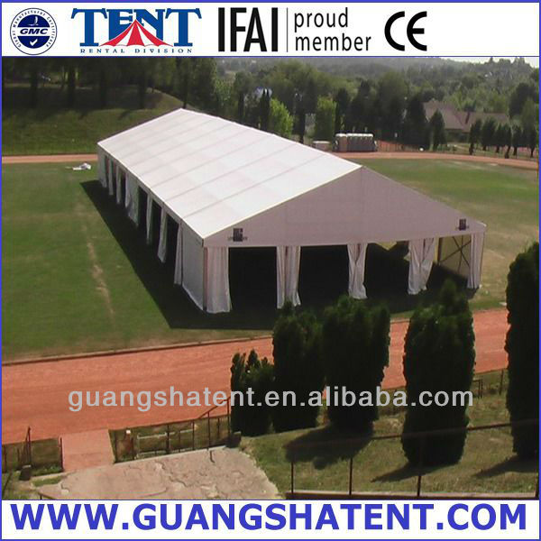 Large fire retardant tents for sale in Changzhou