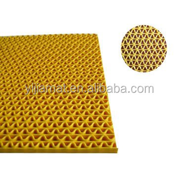 Rolls of anti-slip PVC z mat for bathroom and swimming pool