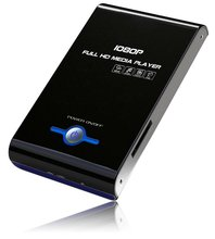 removeable 2.5 inch SATA full HD HDD media player