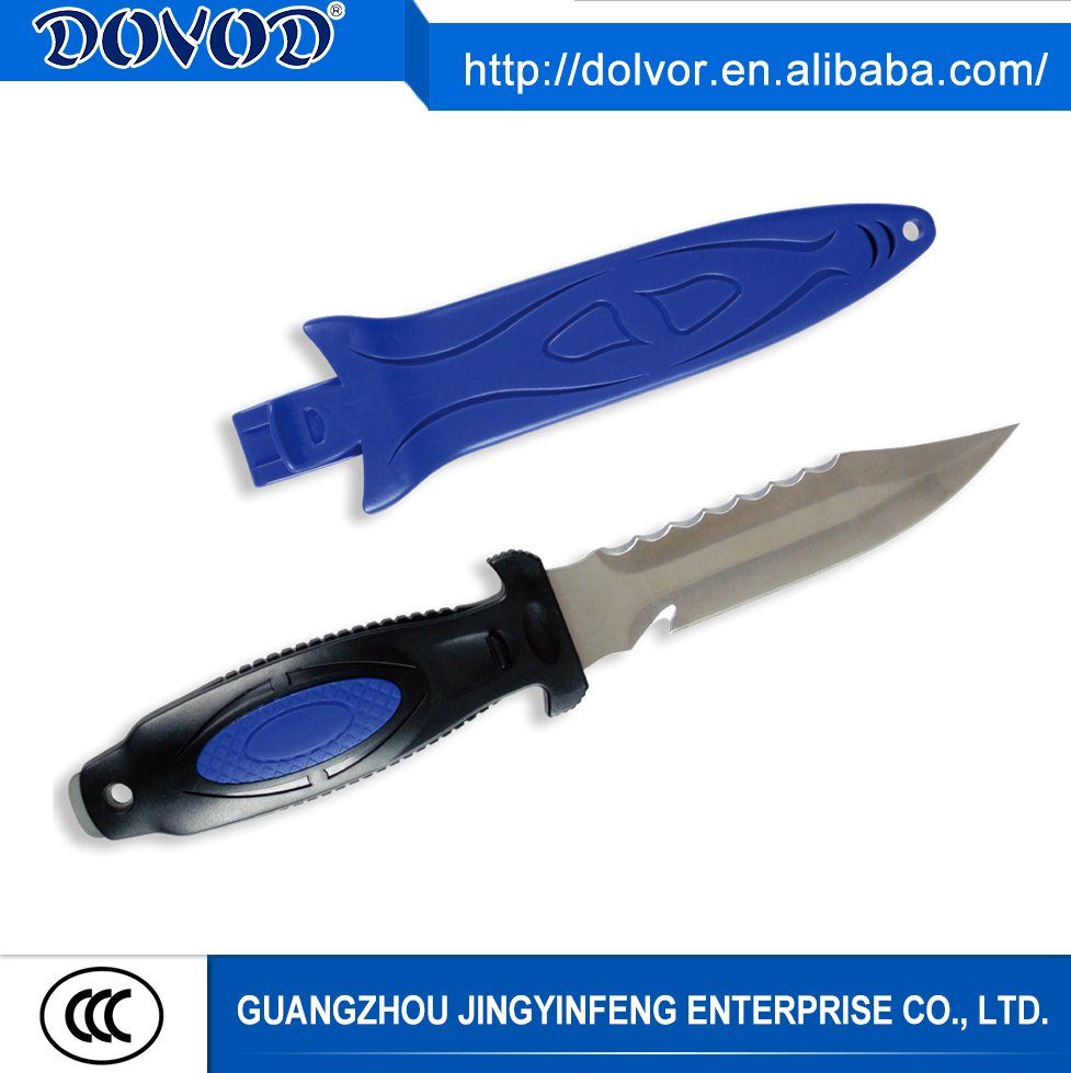 Diving Equipment High Quality swimming Knife
