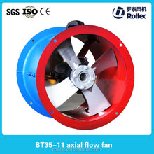 portable BT35-11small axial air blower room ventilation fan