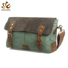 Brand new high grade bag,practical bag canvas messenger bags wholesale