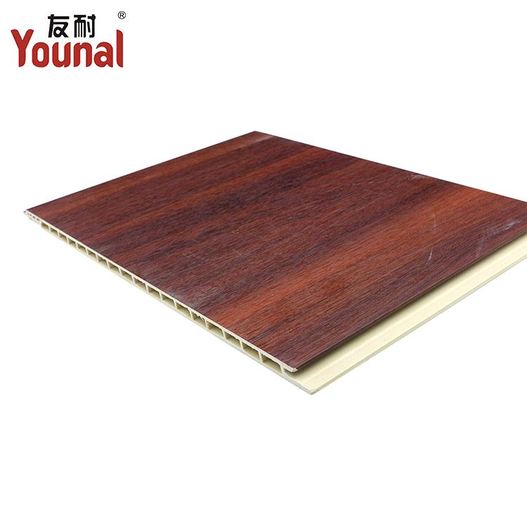 Long service life redwood pattern waterproof wood composite wpc wall panel cladding plank house siding