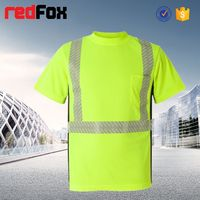 reflective safety shirt t shirt pent