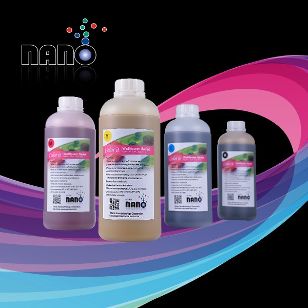 High quality dye sublimation ink for Mutoh printer