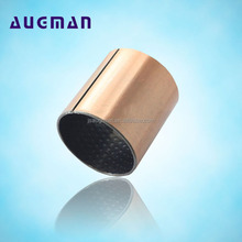 Oilless dry bushes manufacturer, POM coated Sleeve Bushing, metal bushing