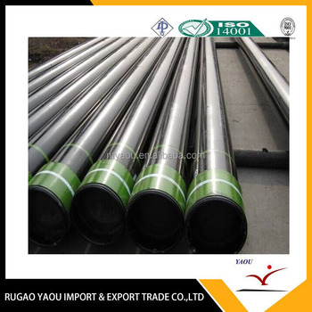 API 5CT seamless petroleum casing pipe used for oil drilling tools,casing/tubing coupling