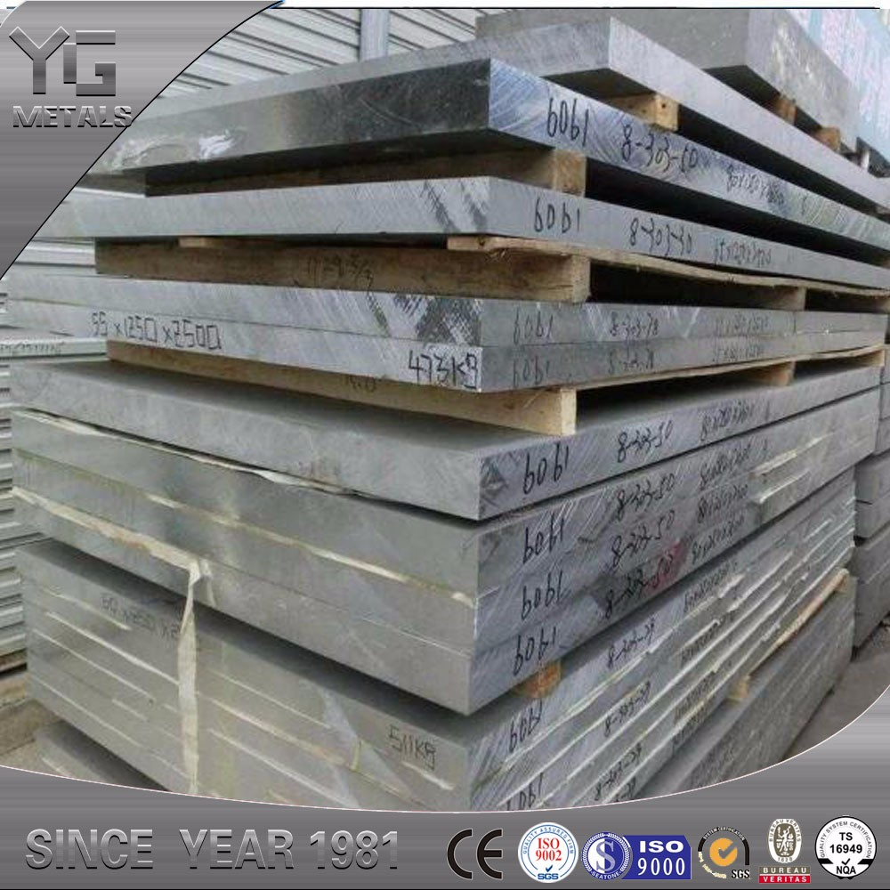 Chinese manufacturer 7000 series aluminum alloy sheet