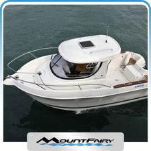 Approved Hard Top Fishing Boat For Sale