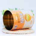 Round Tin Can Supplier For Packaging Food Tin Can Manufacturer China