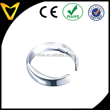 Christmas Day gift design fashion stop snore ring stainless steel anti-snore ring