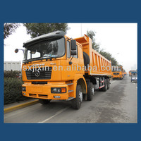 Super Shacman Dump Truck/ Tipper Truck Price 8x4 40ton Euro 3&4 As Good As Mitsubishi Canter Trucks