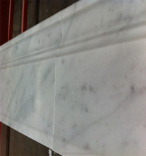 marble cladding tile/natural stone polished white marble tile,factory produced white marble floor for sale