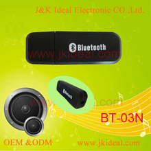 BT-03N Wholesales bluetooth usb dongle driver with aux for car