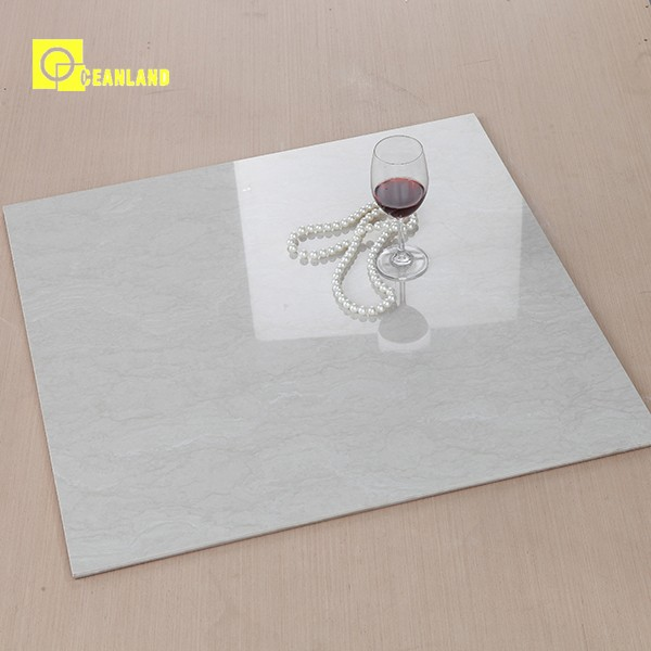 on sale super glossy cheap polished porcelain floor tile
