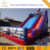 TOP PVC big inflatable slides, dry slides for sale