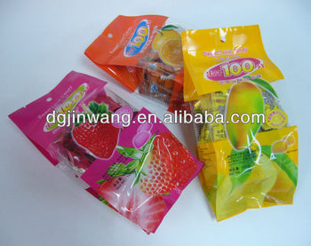 Fruit Gummy Bag